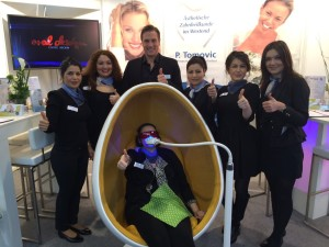 Zahnarztpraxis P. Tomovic mit dem neuen Soft-Bleaching Konzept
