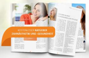 Kostenloser Ratgeber Zahnästhetik und Zahngesundheit Praxis Tomovic Frankfurt